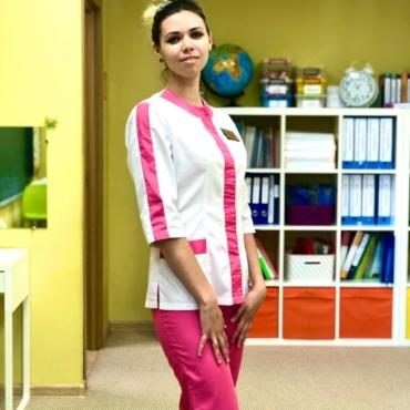 Смелова Анастасия Владимировна