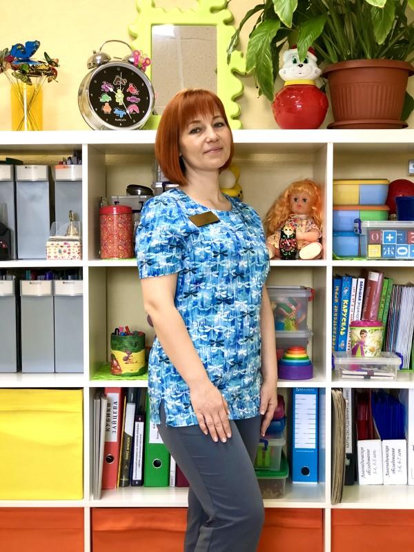 Рубцова Светлана Борисовна