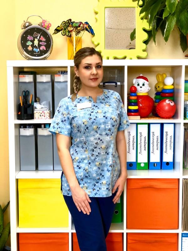 Тябина Дарья Александровна